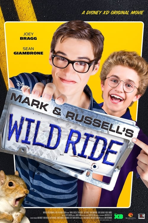 Película Mark & Russell's Wild Ride Doblado Completo