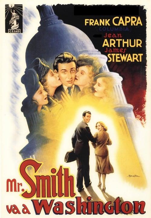 Mr. Smith va a Washington (1939)