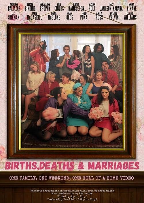 Katso Births, Deaths & Marriages Hyvällä Hd-Laadulla
