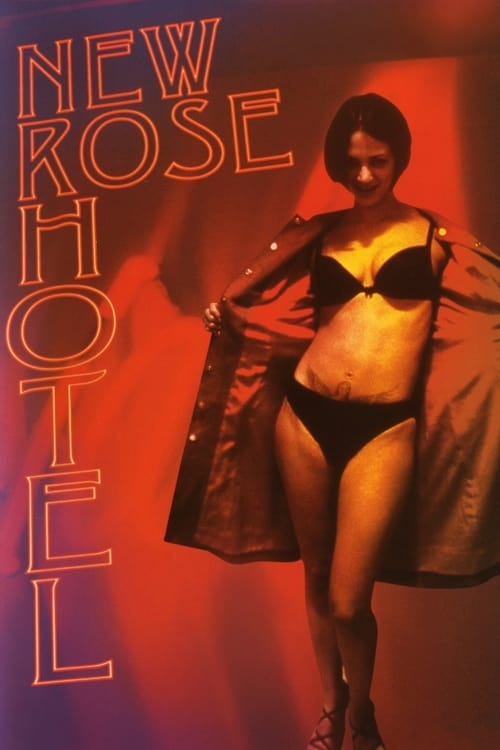 Largescale poster for New Rose Hotel