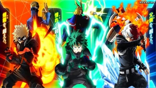 My Hero Academia: World Heroes' Mission Full Episode