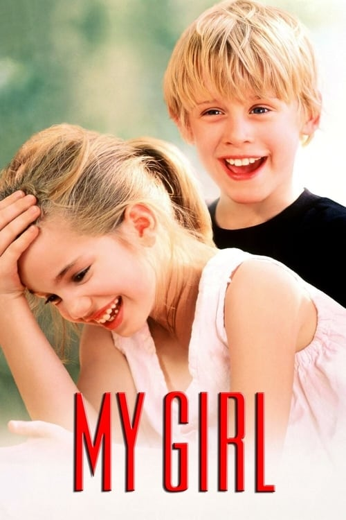 My Girl - Poster