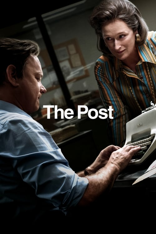Largescale poster for The Post