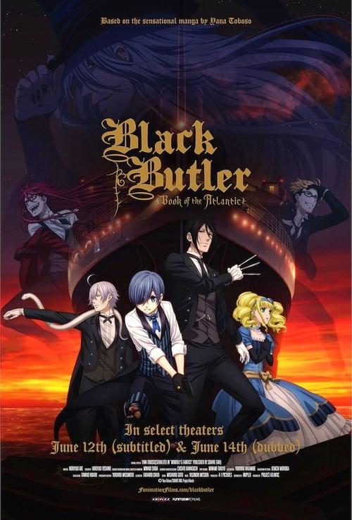 Black Butler: Book of the Atlantic (2017)