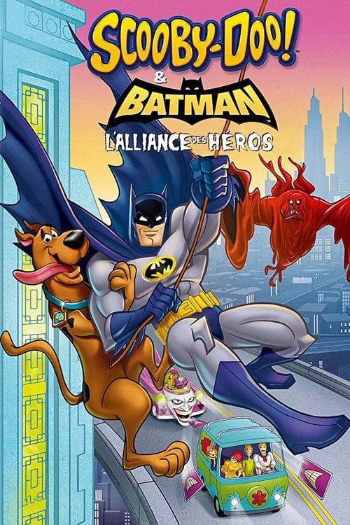 Visualiser Scooby-Doo! et Batman : L'alliance des héros (2018) streaming film en français
