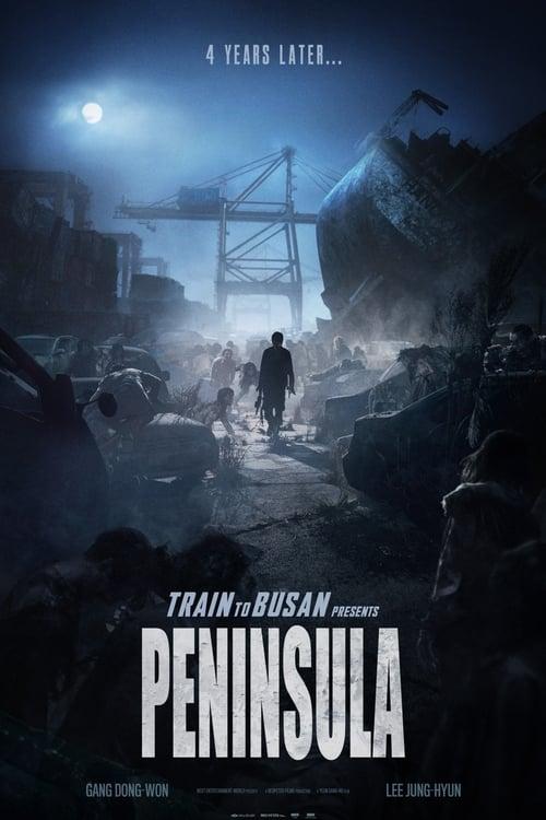 Watch Train to Busan Presents: Peninsula Online Vidbull