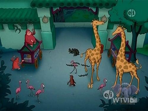 Curious George 2006 720p Webdl: Season 1 – Episode Zoo Night