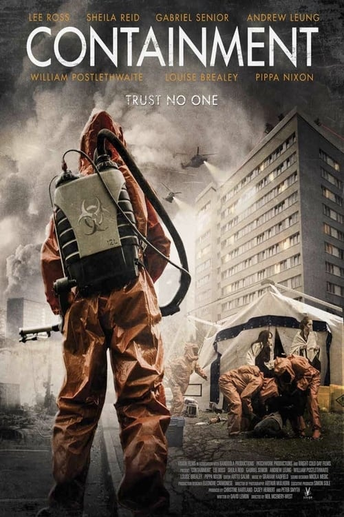 Watch Containment (2015) Full Movie
