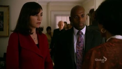 The Good Wife - Season 3 - Episode 8: Death Row Tip