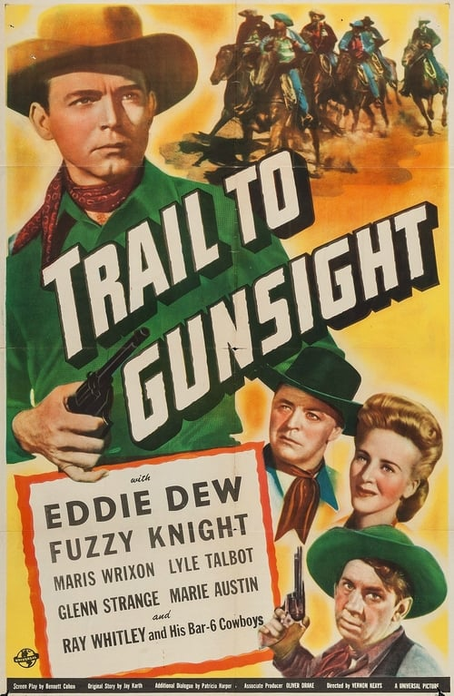 Ver pelicula Trail to Gunsight Online