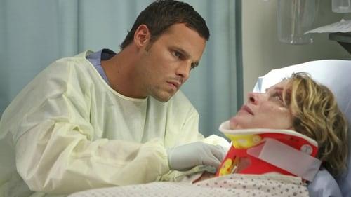 Grey's Anatomy - Season 2 - Episode 6: Into You Like a Train