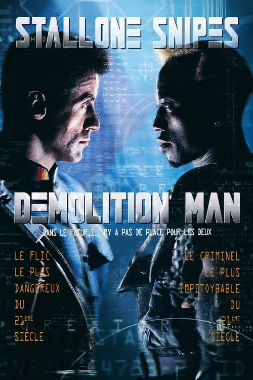 ★ Demolition Man (1993) streaming vf