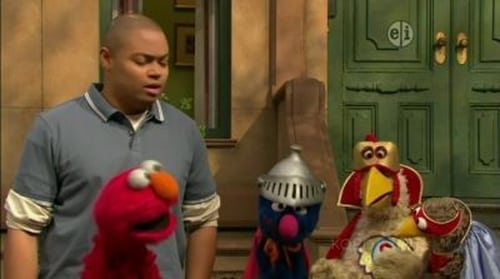 Sesame Street: Season 41 – Episod Elmo Steps in for Super Grover