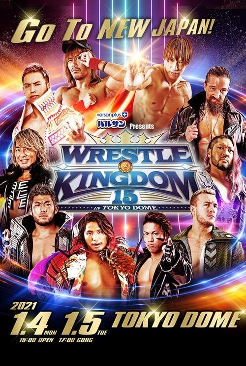 Watch Online NJPW Wrestle Kingdom 15: Night 2