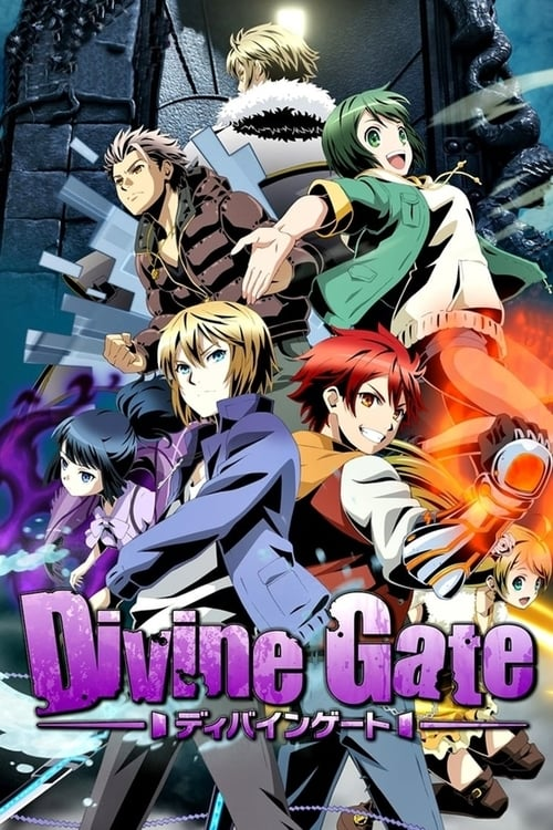 Divine Gate BluRay 720p - Completo Legendado