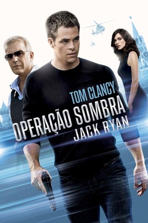 Assistir Operação Sombra: Jack Ryan - HD 720p Dublado Online Grátis HD