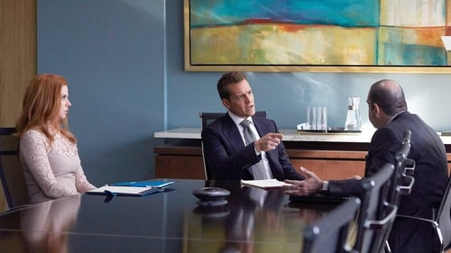 Suits: Season 7 – Episode The Statue