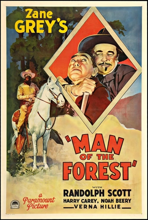 Assistir Man of the Forest Online