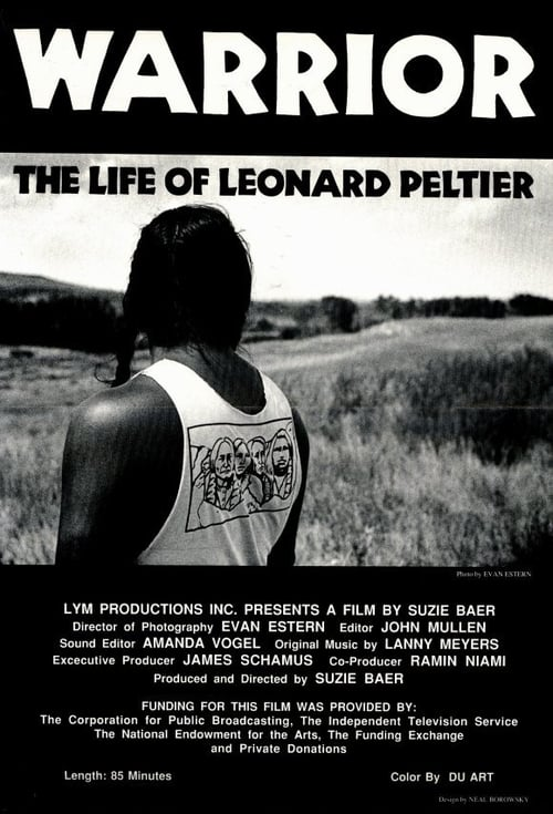 Ver pelicula Warrior: The Life of Leonard Peltier Online