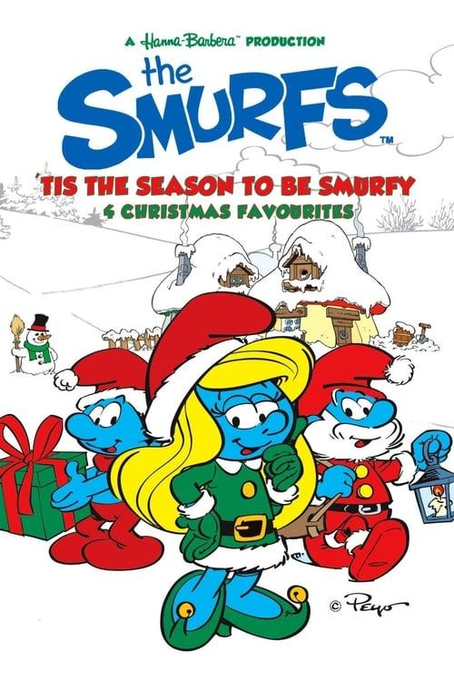 Tis the Season to Be Smurfy