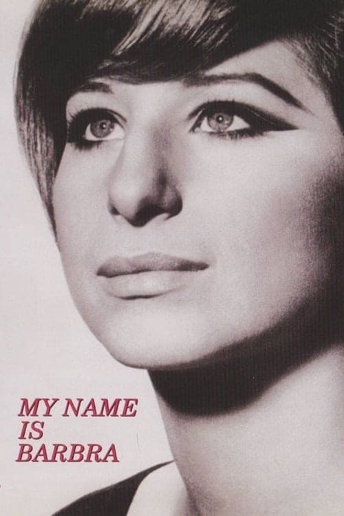 My Name Is Barbra - Poster