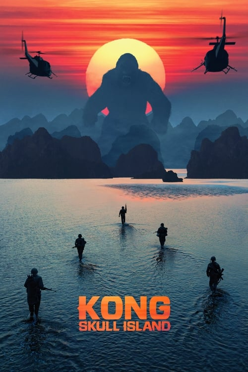 Kong: Skull Island film en streaming