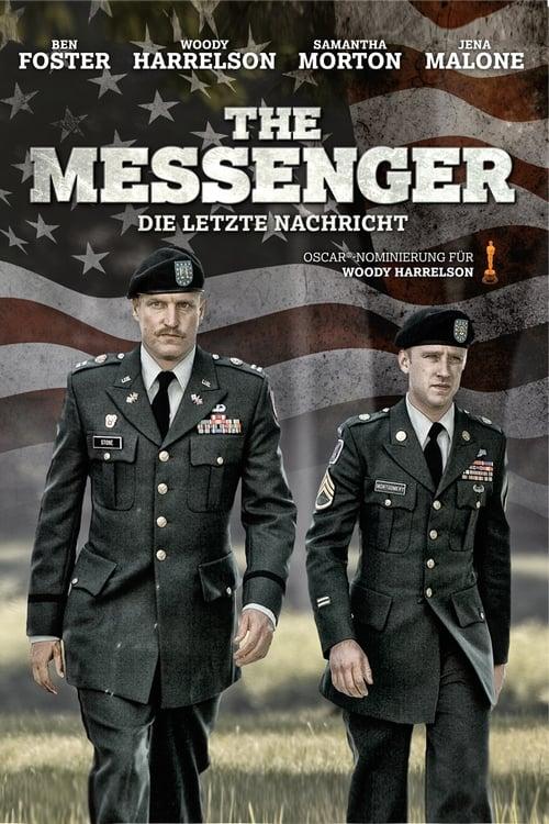 Poster von The Messenger - Die letzte Nachricht
