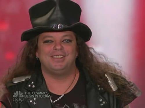 America's Got Talent: Season 3 – Episode Auditions 7, MySpace