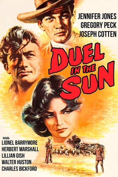 Watch Duel in the Sun (1946) Movie Free Online