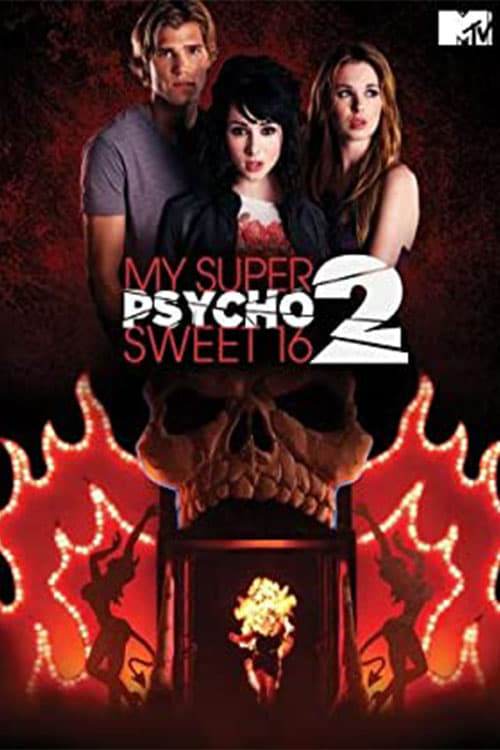 My Super Psycho Sweet 16: Part 2 (2010) Poster