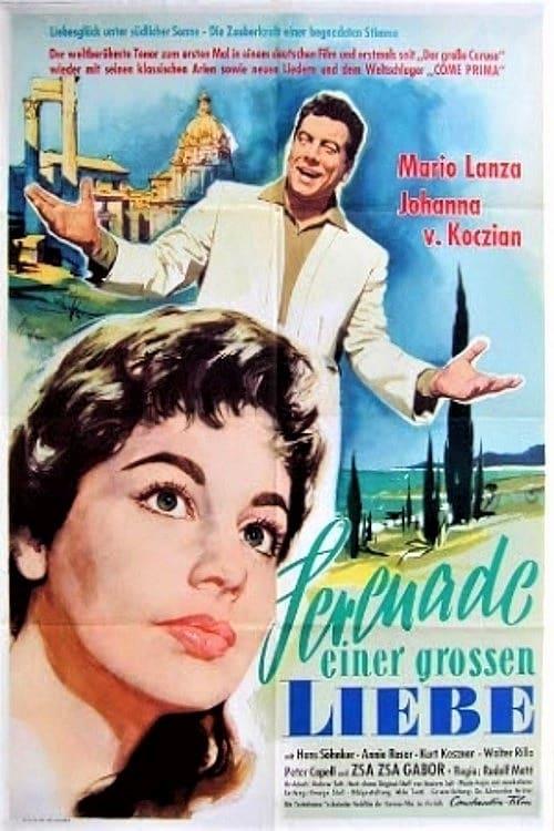 Poster von Serenade einer großen Liebe