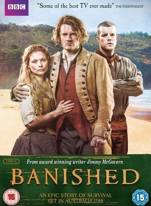 Banished - Drama / 2015 / 1 Staffel