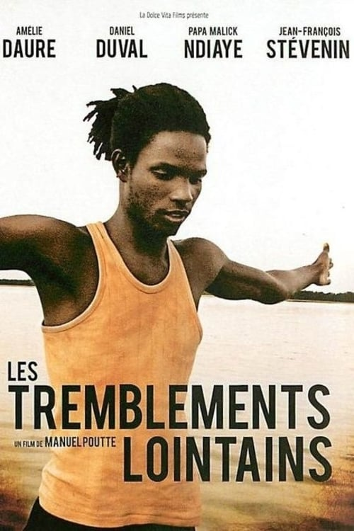 Les tremblements lointains poster