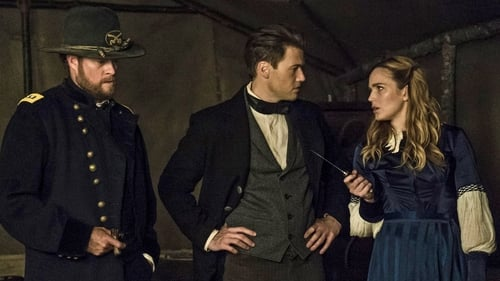 DC's Legends of Tomorrow - Season 2 - Episode 4: Abominations