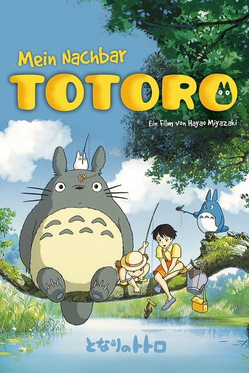 Poster von Mein Nachbar Totoro