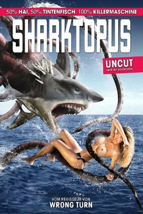 Poster von Sharktopus
