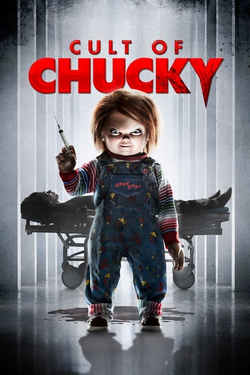 Cult of Chucky poster