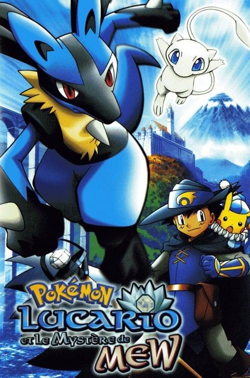 ★ Pokémon : Lucario et le Mystère de Mew (2005) Streaming HD FR