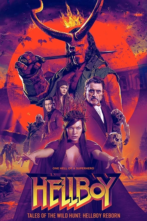 Tales of the Wild Hunt: Hellboy Reborn (2019)