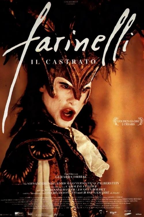 Farinelli - Poster