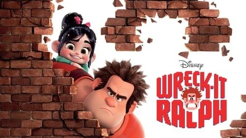 Ralph Strică-Tot (2012) – Dublat în Română (1080p, HD) [Wreck-It Ralph]