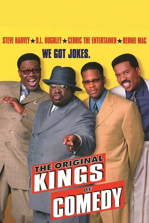 The Original Kings of Comedy pelicula completa