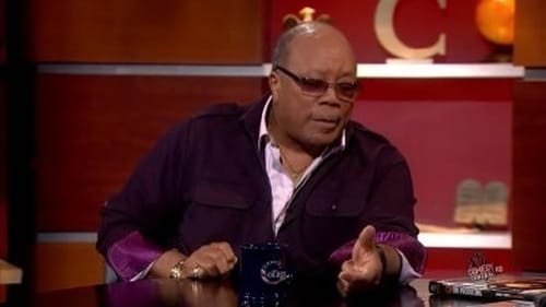 The Colbert Report 2010 Blueray: Season 6 – Episode Quincy Jones