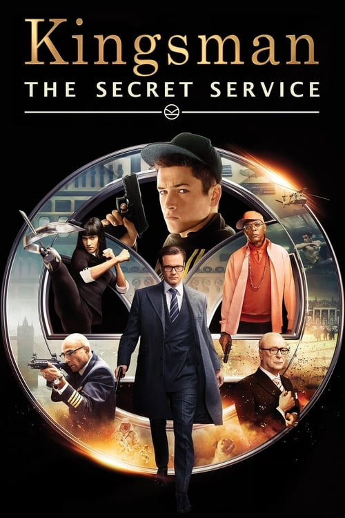 فيلم Kingsman: The Secret Service مترجم, kurdshow