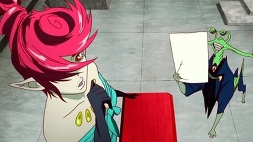 Watch Space Dandy S2E12 Online