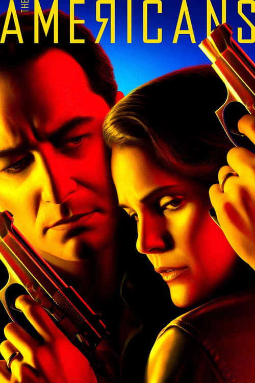 Watch The Americans (2013) in English Online Free