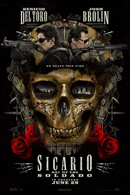 Watch Full Sicario: Day of the Soldado