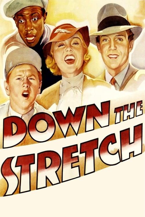 شاهد الفيلم Down the Stretch مدبلج بالعربية