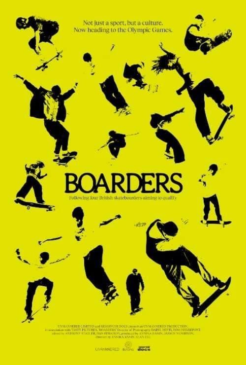 Watch Boarders Online | Fidelity Labs