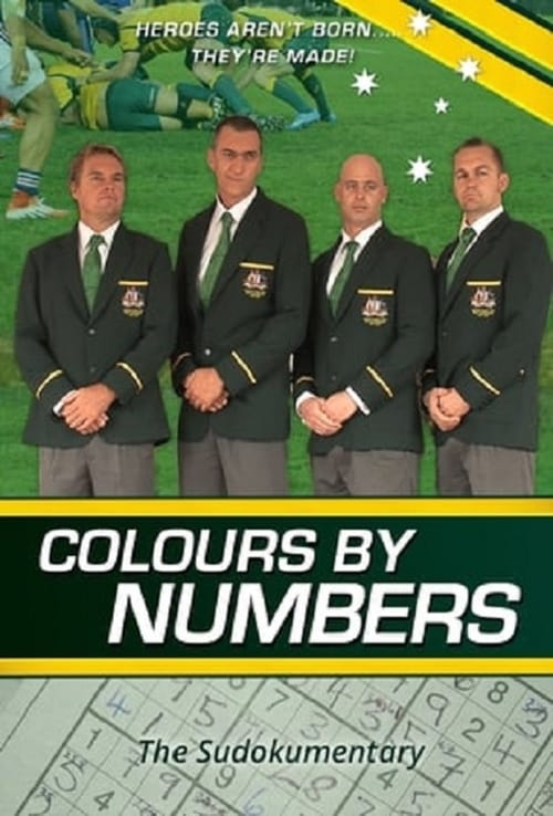 Mire Colours By Numbers - the Sudokumentary En Buena Calidad